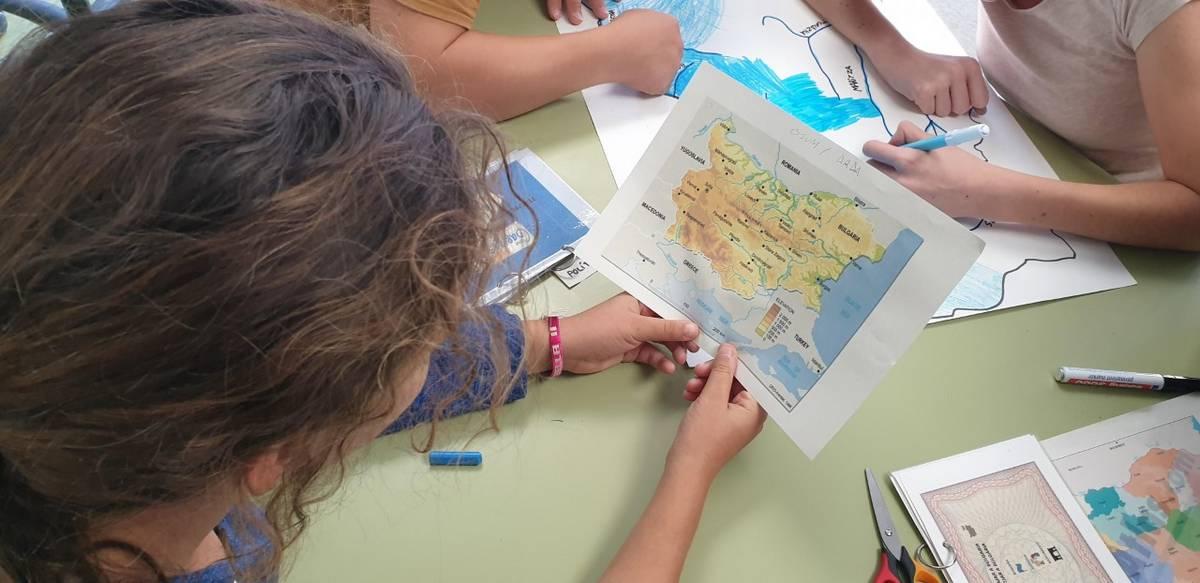 DreamTheaterErasmus-DiaryExperience-maps