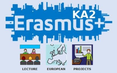 Giving information about Erasmus Projects