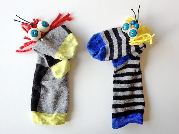 Pijamas Workshop: Talking puppets!